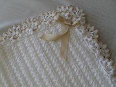 Tejidos a crochet para bebés colchas - Imagui