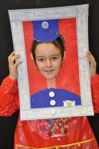 Flo Enfants portrait roi Atelier de flo Megardon 1