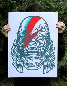 Bowie Creatue