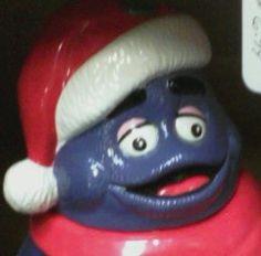 Grimace Claus
