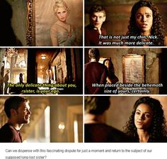 "#TheOriginals 2x13 ""The Devil is Damned"" - Klaus and Rebekah"