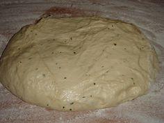 Nem vagyok mesterszakács: Fokhagymás-friss oregánós pizza tészta