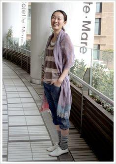 FRAMeWORK発信 大好き! マーマーなファッション:「マーマーマガジン | murmur magazine」