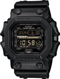 Casio GX56GB-1 G-Shock Big Digital Matte Black Watch (Limited Edition)