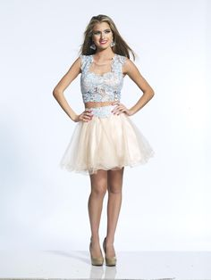 2016 Dave and Johnny Homecoming Dress 770