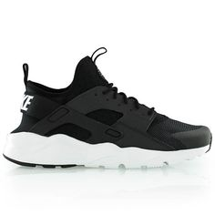 in stock 97906 87ec4 nike AIR HUARACHE RUN ULTRA BLACK WHITE-ANTHRACITE-WHITE