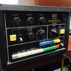 MATRIXSYNTH: Roland CR-68 CompuRhythm