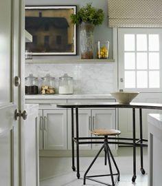Kitchen Decor Ideas : love the solid marble backsplash Kitchen Interior, Beautiful Kitchens, Interior, Kitchen Remodel, Kitchen Decor, Kitchen Dining Room, Kitchen Dining, Home Kitchens, Kitchen Design