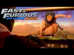 Fast & Furious: Spy Racers Speed to the Sahara in Season 3 Trailer Join the Spy Racers on Netflix on December 26 with 13 all-new episodes From Universal and…