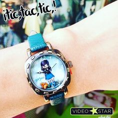 ✅ Santoro London Reloj Pulsera Gorjuss I Gave You My Heart