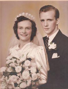 wedding day (Sep. 02, 1939)