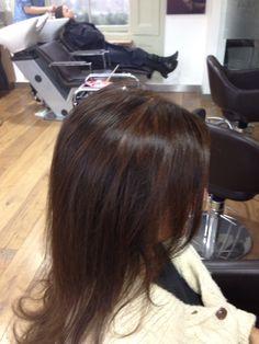 Après Kebelo .smooth shiny,natural hair reborn
