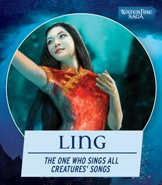 "I took the WaterFire Saga ""Which Mermaid Are You"" quiz and discovered that I am most like Ling"