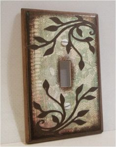 279 Best Switch Plate Cover Ideas Images Switch Plate Covers