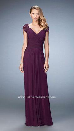La Femme 23084   La Femme Prom Dresses 2017 Coming Soon!