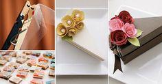 Veja Aqui 10 Modelos de Lembrancinhas de Casamento Super Baratas e ao Mesmo Tempo Maravilhosas Para Você Mesma Fazer