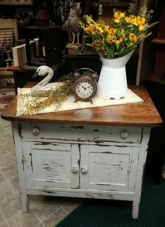 Primitive Country, Buffet, Dresser, Cabinet, Antiques, Storage, Furniture, Home Decor, Clothes Stand