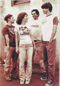 The beginnings of one the best bands EVAR, Rilo Kiley