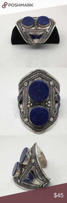 Beautiful Moroccan Cuff Beautiful Moroccan Cuff bracelet :)! Brand new from Morocco!!! No trades! Posh only!!! Free people views Free People Jewelry Bracelets