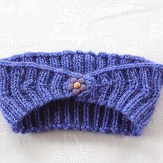 rett og vrang: Calorimetry headband - pannebånd i vendestrikk Diy Projects To Try, Headbands, Knitted Hats, Knitting Patterns, Beanie, Inspiration, Design, Tejidos, Threading