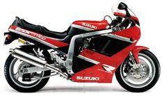 suzuki gsx r 1100