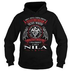 NILA Good Heart - Last Name, Surname TShirts