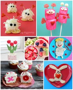 10 Cute Valentine's Day Foods For Kids