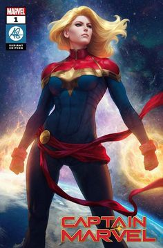 Captain Marvel Covers - Created by Stanley Lau Marvel Comics, Ms Marvel, Marvel Avengers, Marvel Girls, Comics Girls, Marvel Heroes, Marvel Characters, Female Characters, Disney Pixar