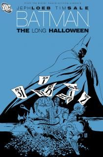 'The Long Halloween' is one of the best stories i've ever read - probably my favourite Batman arc.