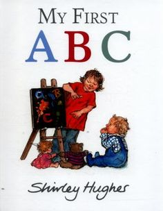 Cover image for My first ABC