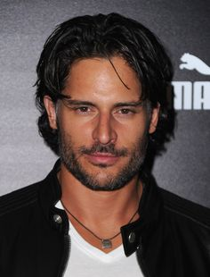OK...now that I know who this gorgeous man is (Joe Manganiello), had to pin another pic :)