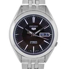 Seiko 5 Finder - Automatic Watch - specifications, links to sellers, similar watches and accessories Seiko 5 Automatic, Automatic Watch, Seiko 5 Watches, Mechanical Watch, Accessories, Mechanical Clock, Jewelry Accessories