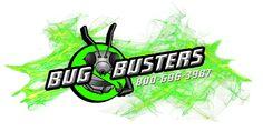 Olsen's Wasatch Exterminators, Bug busters logo