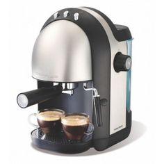 Ekspres do kawy Meno SUPER CENA, Stalowy, Tworzywo sztuczne, Morphy Richards, 15739, ModernForm - cena i opinie