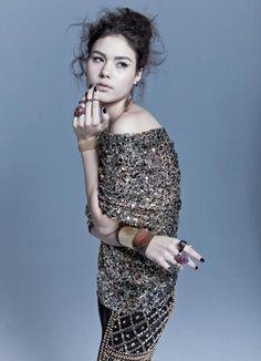 Model Angelica Erthal