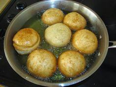 Traditional Vetkoek recipe What you will need: 7 cups flour 2 teaspoons salt 2 tablespoons sugar 1 packet yeast. Lukewarm water Oil for fr. Bacon Recipes, Burger Recipes, Bread Recipes, Cooking Recipes, South African Recipes, Instant Yeast, Recipe Collection, Traditional, Kitchens