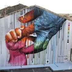 Street Art (@GoogleStreetArt) |