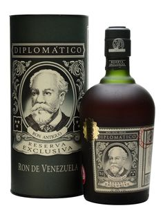 A fabulous Venezuelan dark golden rum, distilled from molasses in a copper pot still before 12 years of ageing. Rich, sweet and fruity, just how we like 'em. Diplomatico Reserva Exclusiva is one of...
