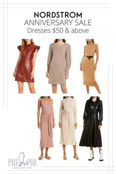 Great finds at the Nordstrom Anniversary Sale. I've rounded up my top picks in dresses above $50. Summer Outfits Women, Fall Outfits, Summer Dresses, Fall Lookbook, Warm Weather Outfits, Nordstrom Anniversary Sale, Weekend Wear, Get Dressed, Dresses For Sale