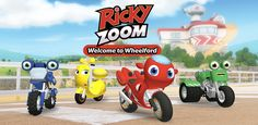 Playtime With Ricky Zoom Rick Y, Educational Games, Welcome, Minions, Monster Trucks, Android, App, Amazon, Casual
