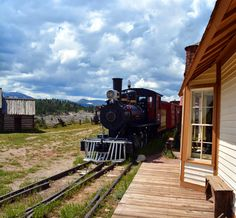 South Park City in Fairplay, Colorado