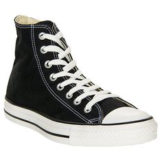 Converse Unisex Chuck Taylor Hi Top Casual Shoes - M9160 BLK | Finish Line