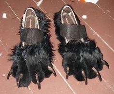 Werewolf Costume: 9 Steps (with Pictures) Grease Costumes, Cool Costumes, Costume Ideas, Teen Costumes, Woman Costumes, Pirate Costumes, Group Costumes, Cosplay Ideas, Halloween Kostüm