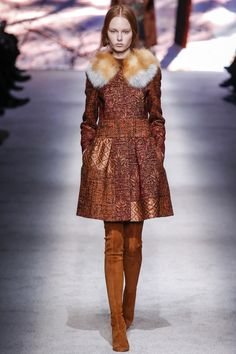 Alberta Ferretti коллекция | Коллекции осень-зима 2015/2016 | Милан | VOGUE