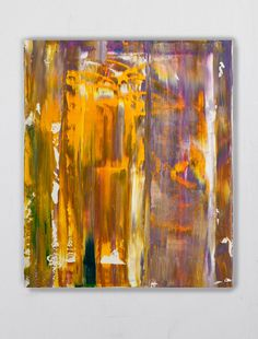 """Abstract Original painting Colorful painting  Acrylic painting  """"Yellow Composition"""" 24H x 20W from Art Factory Gallery door ArtFactoryGallery op Etsy https://www.etsy.com/nl/listing/228072031/abstract-original-painting-colorful"""