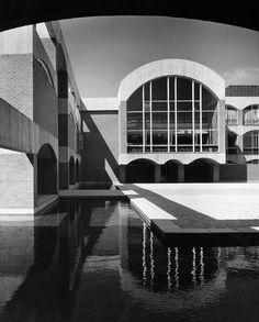 university of sussex - basil spence, 1962