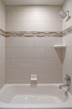 Tiles : Bathroom Bathtub Tile Designs Bath Tub Tile Images Bath Surround Tile Ideas Bathroom 63 Lavish Master Bathroom Ideas Shower Tile Designs Bathroom Shower Tile More Lavish Master Bathroom Ideas Average Bath Tub Tile Idea Bathtub Alcove Tile Designs' Large Tile Bathroom, Tile Shower Niche, Shower Tile Designs, Bathroom Renos, Bathroom Flooring, Bathroom Renovations, Bathroom Ideas, Master Bathroom, Bathroom Gray