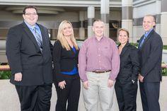 Florida State University team and adviser: Neal Ternes, Lauren Birch, Dr. Jeffrey James, Sara Morell & Gary Nettles