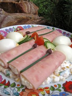 Fresh Rolls, Pickles, Salads, Recipies, Appetizers, Low Carb, Gluten Free, Cheese, Fish