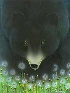 midsummer-bear.gif (441×590)  Oh, love this..